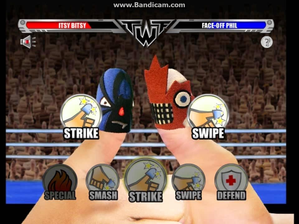 games wrestling Cartoon thumb network