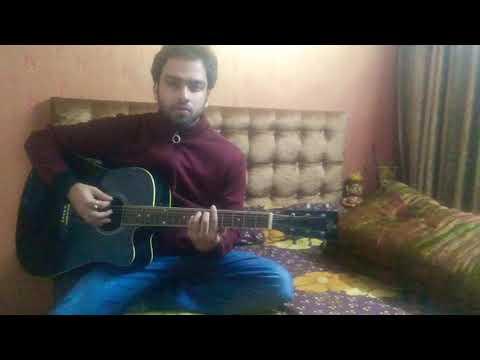 Tum Na Aaye   Badla   KK   Guitar Cover   Kshanu
