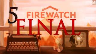 Cry Plays: Firewatch [P5] [Final]