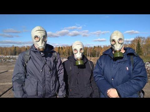 Свалка ТКО #Заволжск. Утилизируют или мусорят?