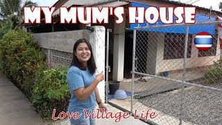 Upcountry Thailand A Simple House But a Beautiful Home