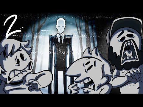 Oney Plays Slender: The Arrival - Ep 2 -  Children in the Corn (Boney Plays 2018)
