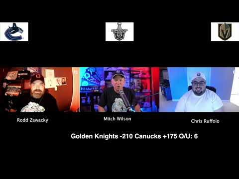 Vegas Golden Knights vs Vancouver Canucks 8/29/20 NHL Pick and Prediction Stanley Cup Playoffs