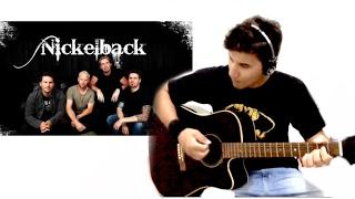Someday - nickelback [guitar cover]