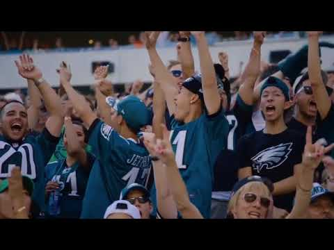 Philadelphia Eagles Playoff 2018 Hype Pump Up