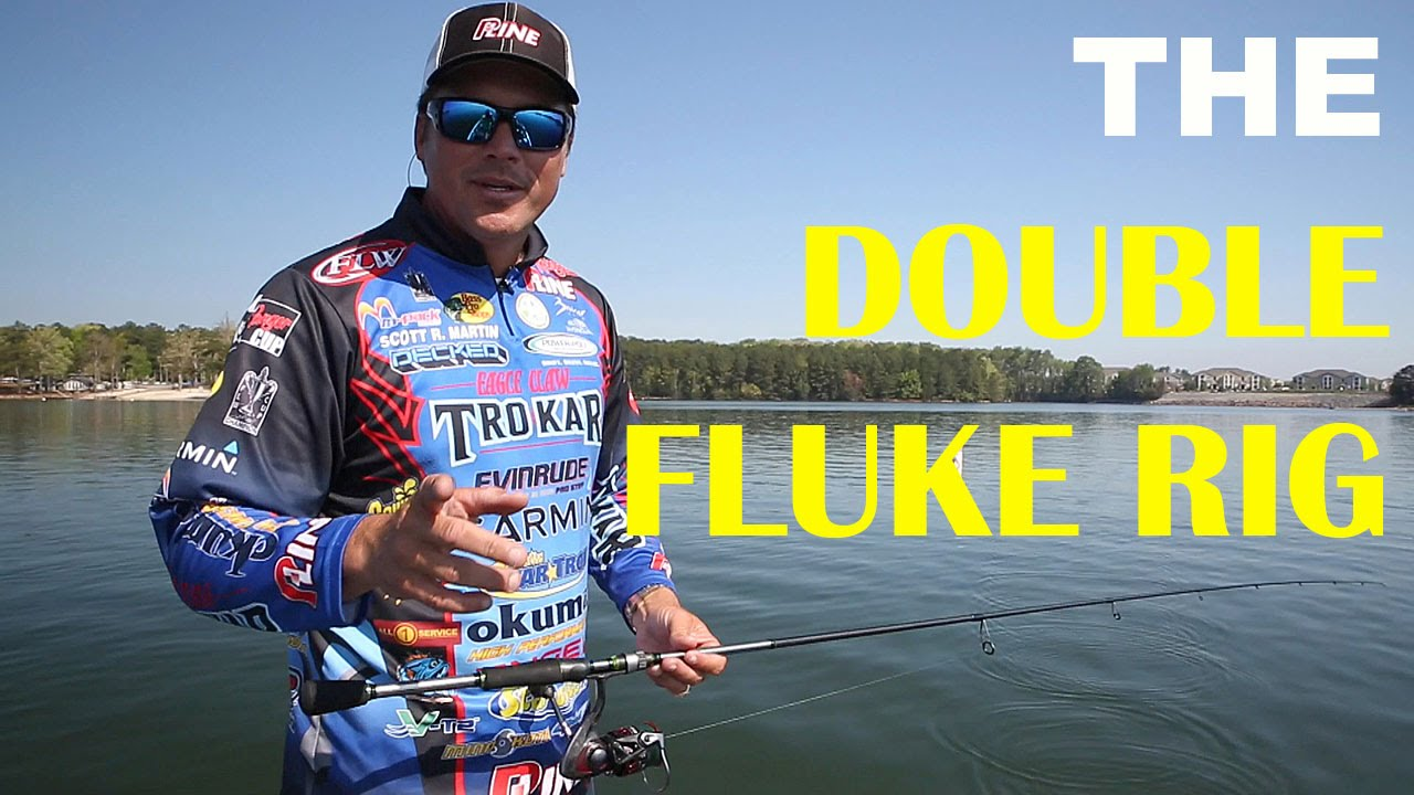 3bc50902e6 How To Fish The Double Fluke Rig
