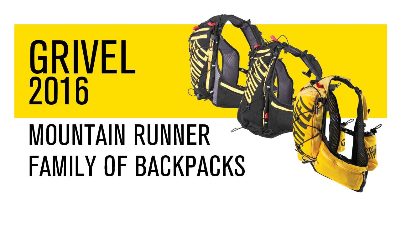 Grivel Mountain Runner 12 Trailrunrucksack