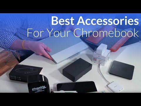 Great Accessories For Your Chromebook - YouTube