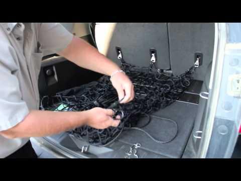 SUV & Van LoadTamer Cargo Restraint Net