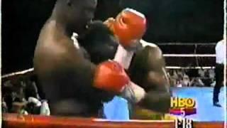 Evander Holyfield vs Larry Holmes - 2/4