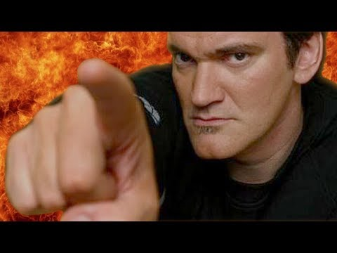 Quentin Tarantino Gets Angry Over Django Interview Question