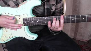 "How to Play ""I Got Mine"" by the Black Keys - Blues Rock Guitar Lessons"