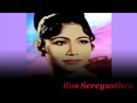 Ros Sereysothea | Sen Khlorch Psa | Khmer Old Song |Cambodia Music MP3 #31