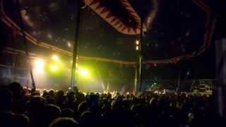 Jah Shaka @ Dub Camp Festival playing last tune - 12.07.15