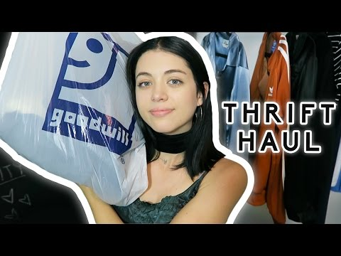 Back to School Thrift Haul