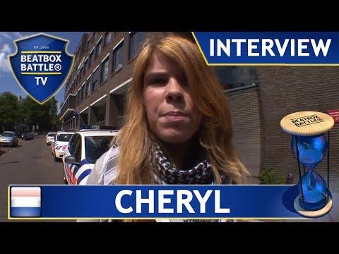 Cheryl from Holland - Interview - Beatbox Battle TV