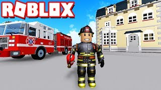 PUMP SIMULATOR!!! ROBLOX FIRE FIGHTING SIMULATOR