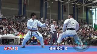 Okada Yasunori JPN vs Rojas Rodrigo CHI - FINAL