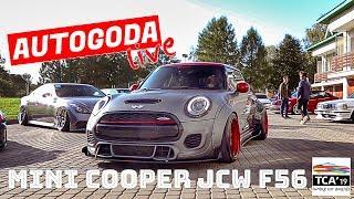 Tuning Car Awards 2019 Суздаль - #тюнинг самый расширенный tuning Mini Cooper JCW F56. AutoGoda Live