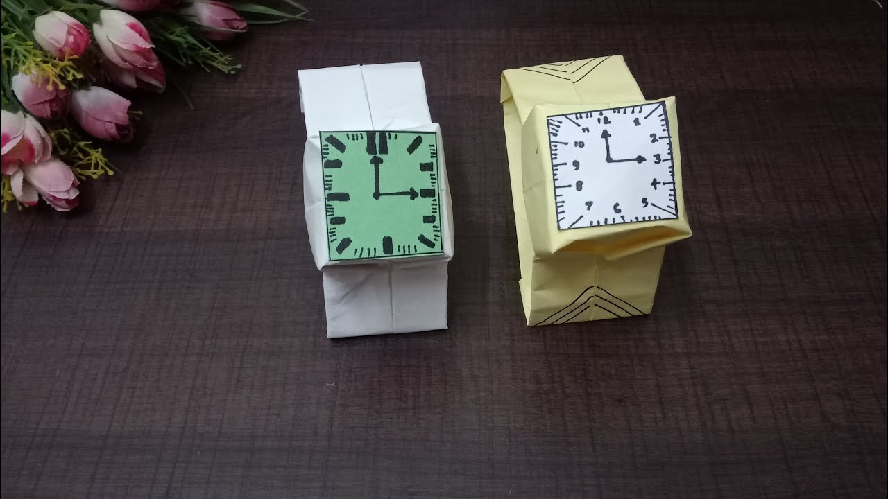 Paper Watch Boxes - Custom Design Gift Paper Packaging | Usee | 720x1280