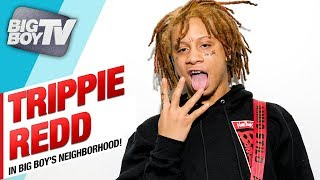 Trippie Redd on Coming Up, 6IX9INE Situation, Collabs w/ Drake and Wayne &  a Lot More