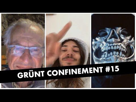 Youtube: Grünt Confinement #15 avec Lujipeka, Bernard Friot et Le Chroniqueur Sale