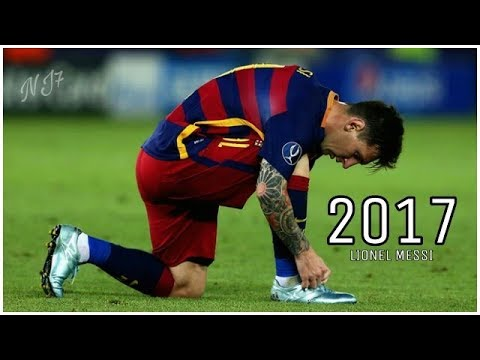 Lionel Messi ▶ Magician Player • Best Goals & Dribbling • 2017