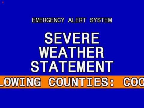 Severe Weather Statement: Chicago, IL