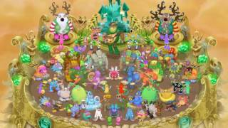 My Singing Monsters - Gold Island (Full Song) (2.1.6)