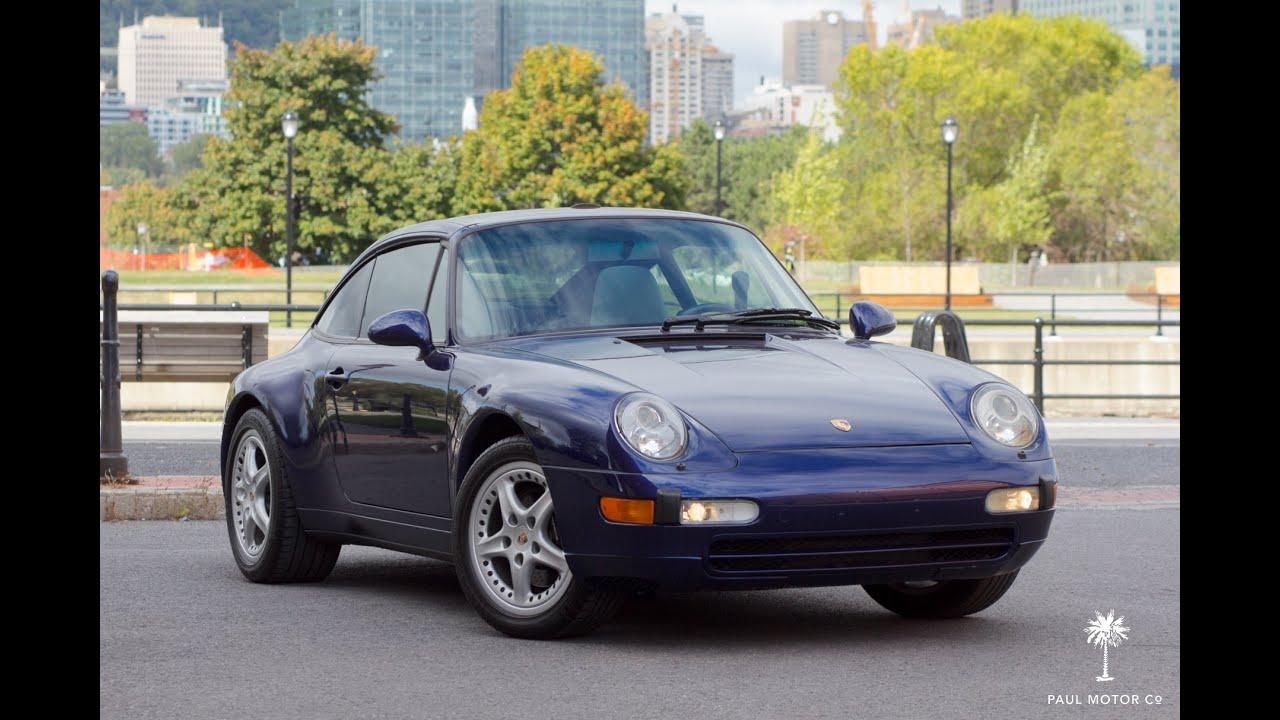 1996 Porsche 911 Targa 993 Walk Around Youtube