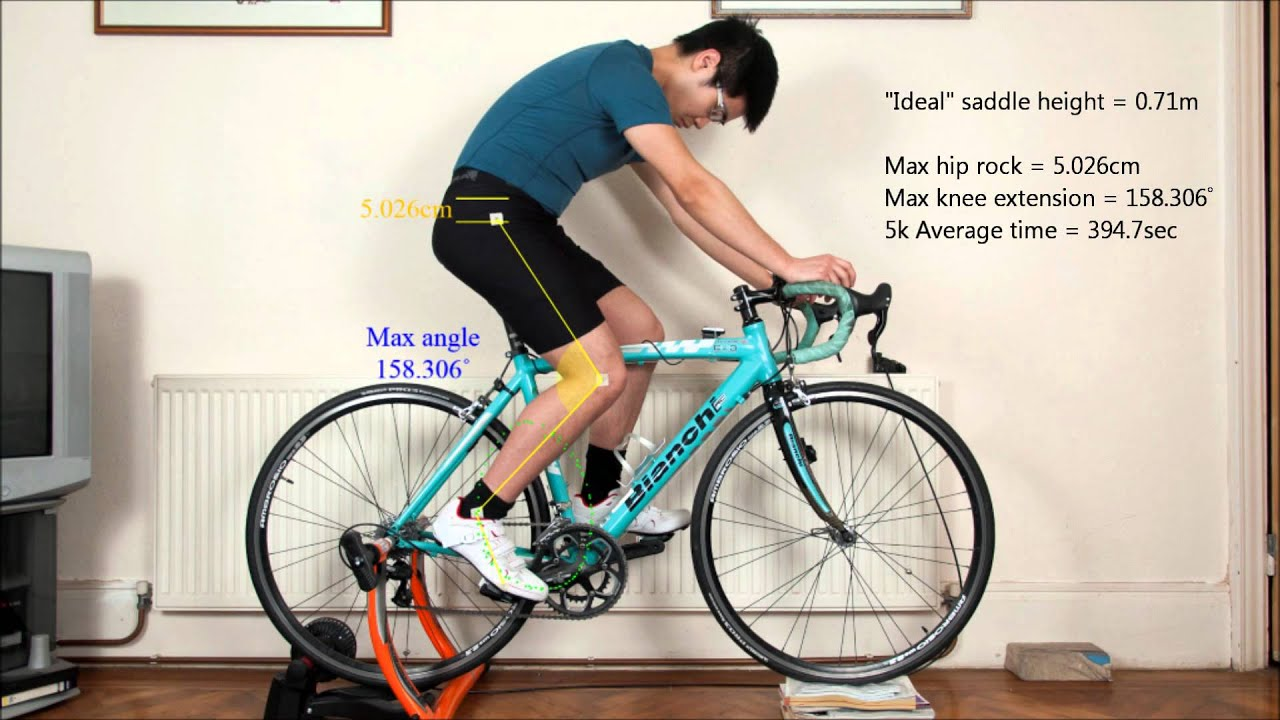 Saddle Height 4 4 Quot Ideal Quot Height Youtube