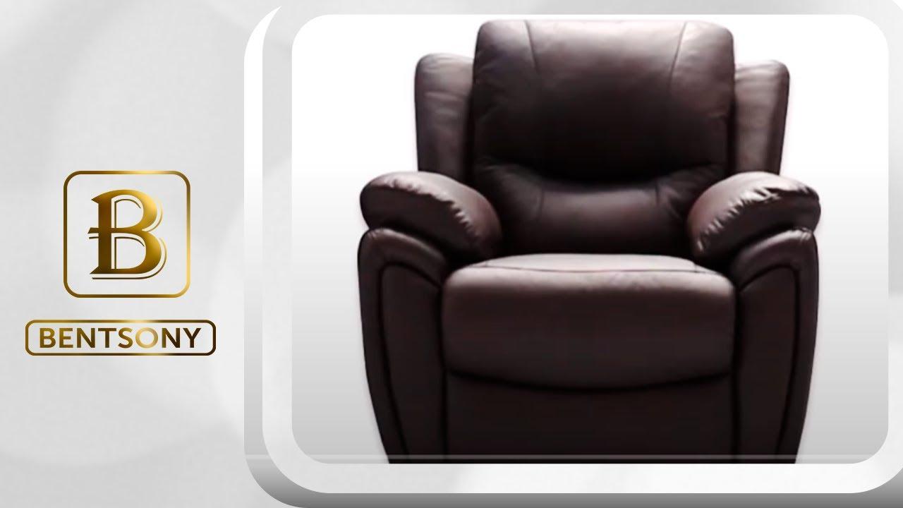 Диван Манчестер и кресло-реклайнер Манчестер современный стиль .