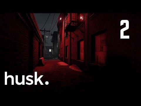 Husk - II. Welcome To Shivercliff / Добро пожаловать в Шиверклифф [Walkthrough No Commentary]