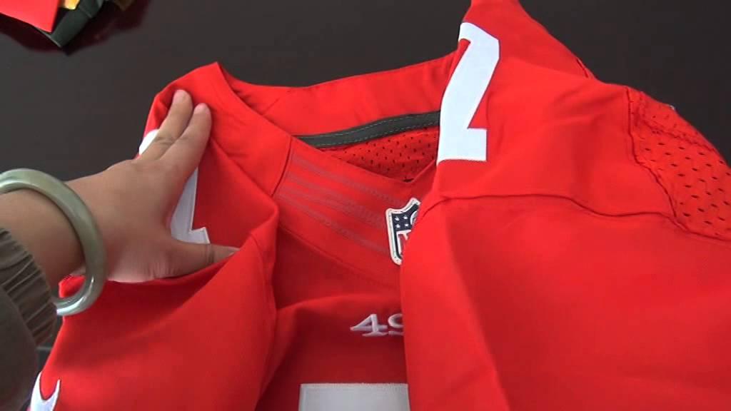 wholesale dealer fb2e2 a2065 Fake NFL $21.988 San Francisco 49ers #7 Kaepernick red elite jersey  review(repjerseys.ru)