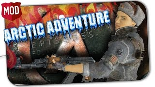 ARCTIC ADVENTURE: EPISODES ▶ МОДИФИКАЦИЯ HALF-LIFE (2017)