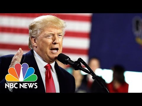 President Trump Pennsylvania Speech: 'We're Gonna Win A Lot Of Elections, I Can Tell You' | NBC News