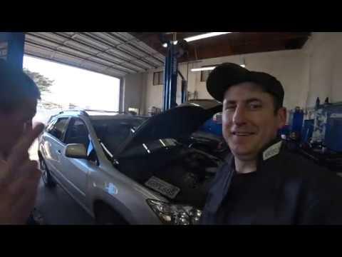 Автосервис в США  Lexus RX330 2004 7200$