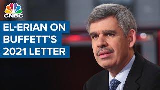 Mohamed El-Erian on Warren Buffett's 2021 annual letter