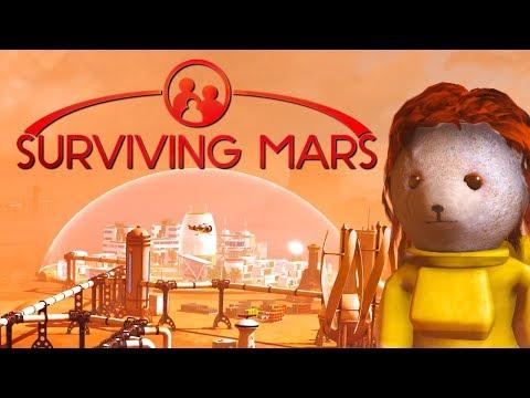 Surviving Mars Deutsch Let's Play Surviving Mars German Deutsch Gameplay #1