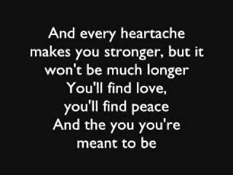 One Day You Will lyrics by Lady Antebellum