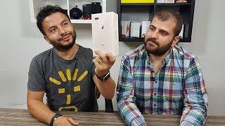 iPhone 8 Plus Türkiye topraklarında!