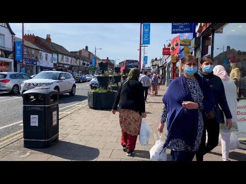 Walking around Birmingham | #54 Soho Road Handsworth - the extended version | England UK 2021