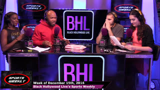Cavs Dethrone Warriors, NFL Ratings Dip & More 2016 Sports Recap | BHL's Sports Weekly