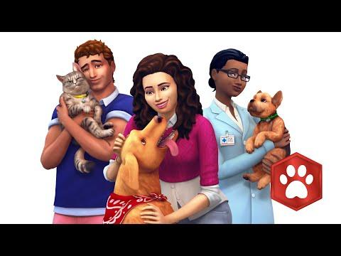Zwiastun The Sims 4 Psy i koty na Xbox One i PS4 thumbnail