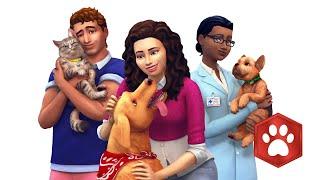 Zwiastun The Sims 4 Psy i koty na Xbox One i PS4