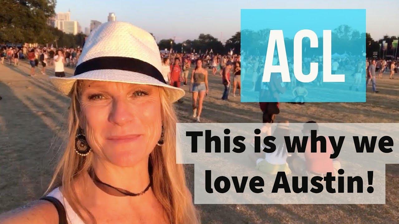Austin City Limits Music Festival Tips ~ VIP | VLOG