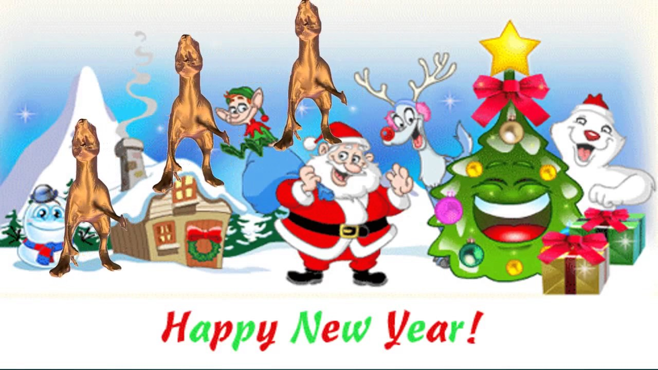 Merry Christmas // Christmas Songs // Happy New Year 2018 ...