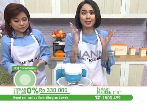 C smart keuken in food processor youtube