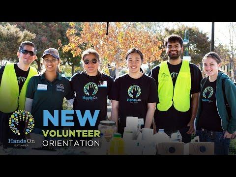 HandsOn Bay Area New Volunteer Orientation