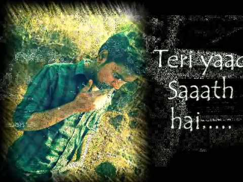 Teri yaad saaath hai Lyrics By Nemoo webs com